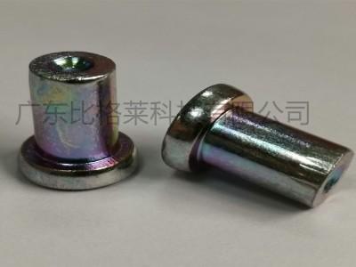 使用氯化物镀锌添加剂的镀液,可以用锌粉置换法处理金属杂质