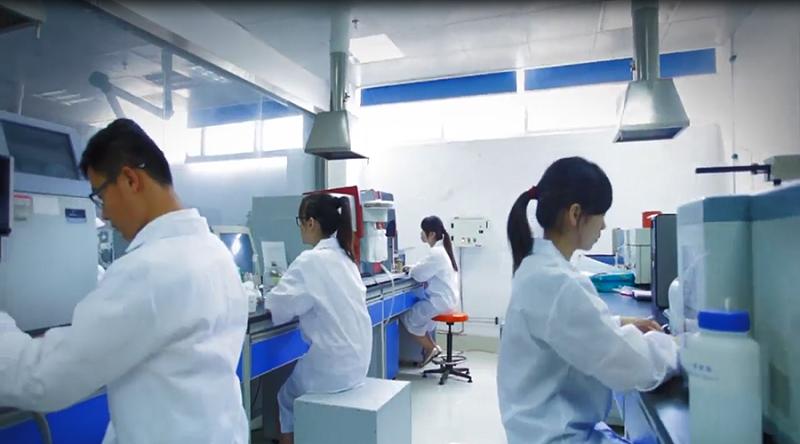 比格莱科技对中磷化学镍浓缩液进行试镀和各种精密仪器的检测