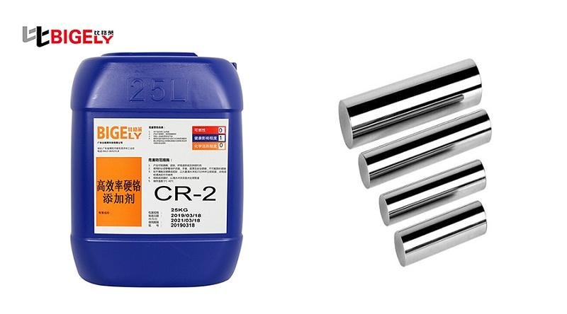 比格莱硬铬添加剂Cr-2生产效果图