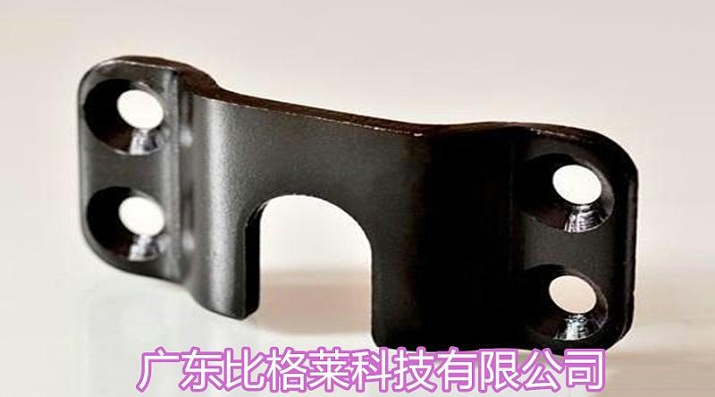 比格莱锌镍合金黑色钝化剂效果图