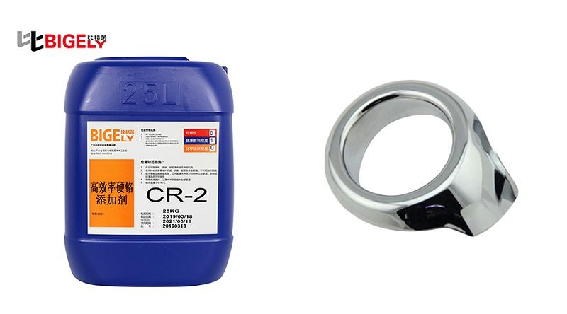 比格莱硬铬添加剂Cr-2使用效果图