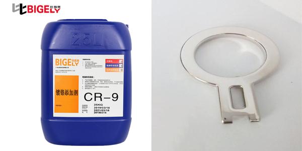 使用装饰镀铬添加剂生产时电流密度控制多少合适呢?