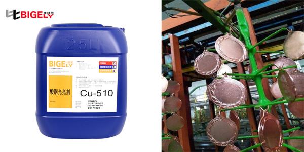 使用光亮酸性镀铜添加剂的过程中,镀层容易出现条纹现象的原因