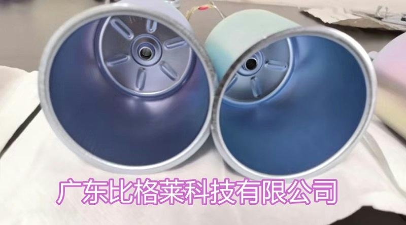 田先生使用比格莱锌酸盐镀锌添加剂51015效果图