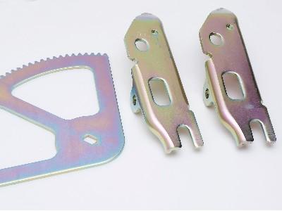 三价铬彩锌水中各组分的作用