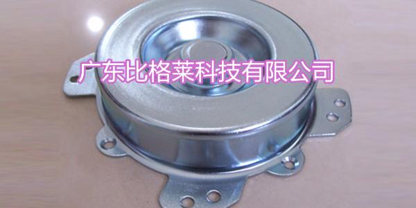 使用镀锌三价铬钝化剂时工件钝化时间长短对镀层的影响
