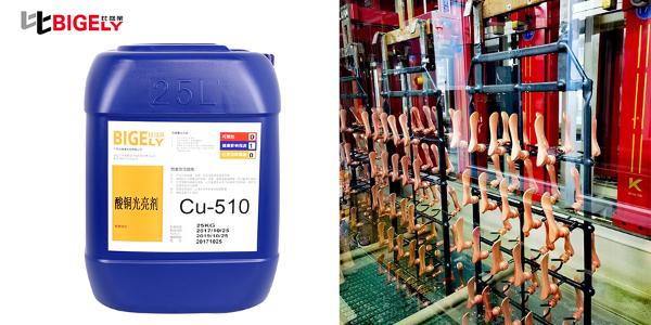 使用酸性镀铜光亮剂的生产过程中,镀液中产生铜粉的原因及控制方法