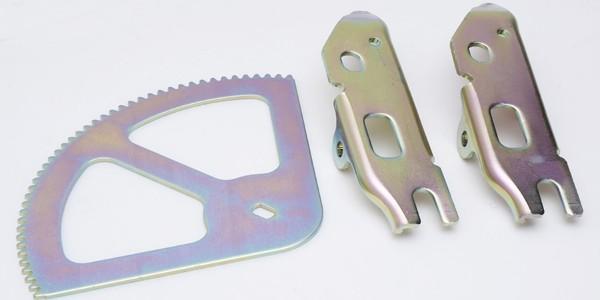 使用三价铬彩色钝化剂时,产品颜色不均匀、出现花斑怎么办?