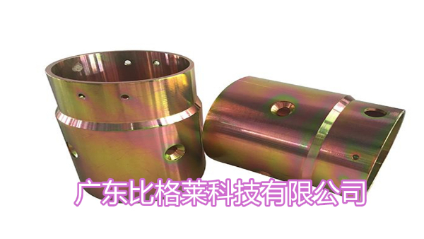 电机壳工件镀彩锌后容易起雾,赶紧试试这款三价铬彩锌水