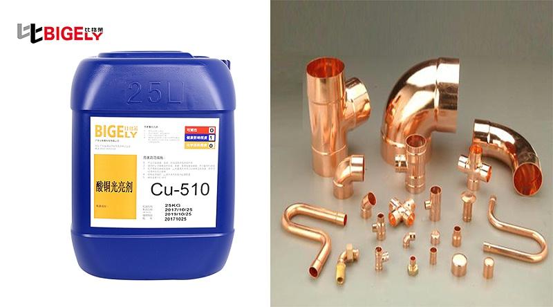 比格莱酸铜添加剂Cu-510生产效果图