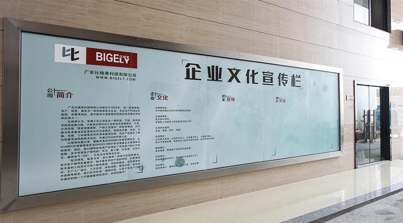 镀锌光亮剂生产厂家比格莱的企业文化和长远战略