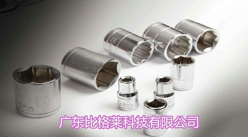 浙江宁波胡总使用比格莱镀镍光亮剂Ni-301效果图