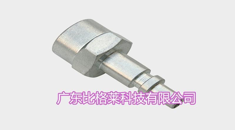 严先生正确使用比格莱锌镍合金本色钝化剂Zn-325效果图